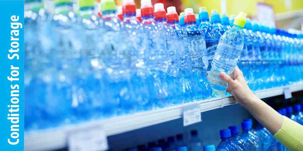How long is it safe to drink bottled water after opening