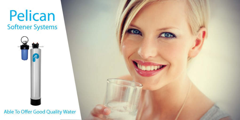 Does The Pelican Brand Able Offer Good Quality Water Softener Systems?