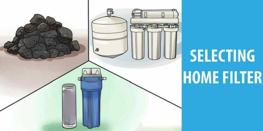 Selecting and Using a Store-Bought Home Filter