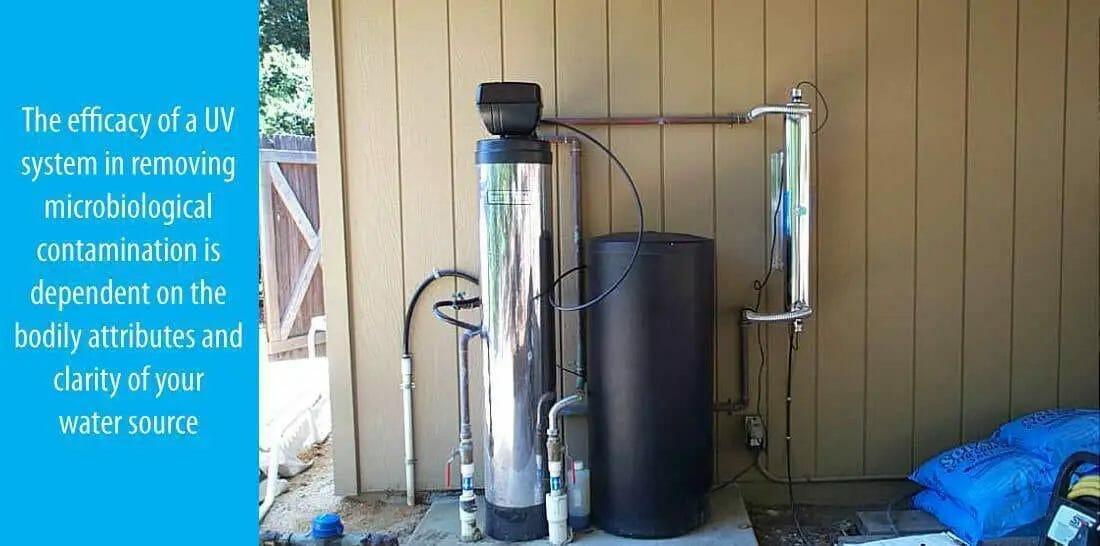 Setup guide of UV Water Purification