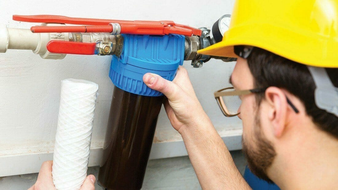 Why We Need To Change Water Filter