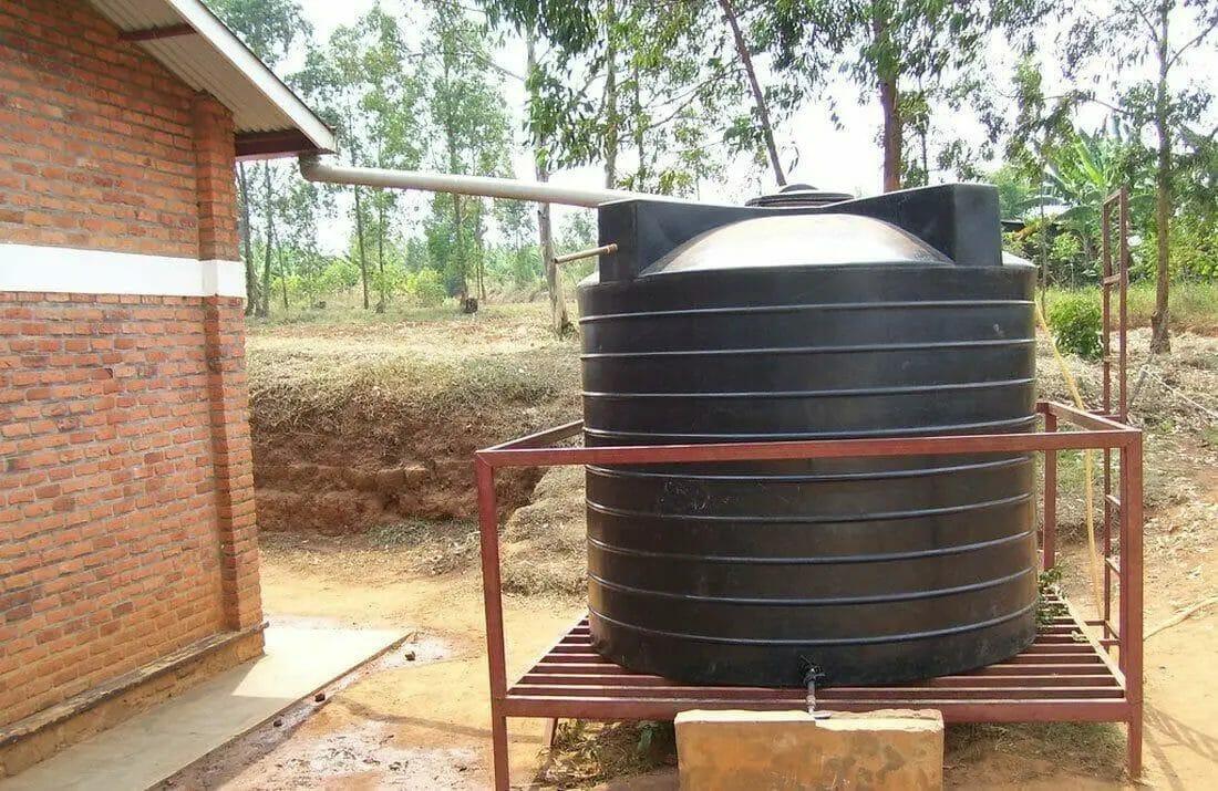 Convert Rainwater to Drinking Water