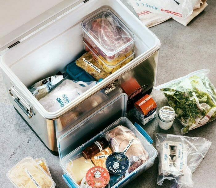 Coolers to Avoid the Cold