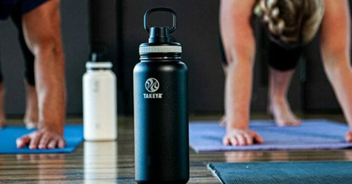 Design and Features of the Takeya Water Bottle