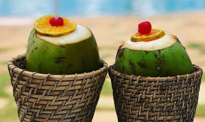 Does Coconut Water have Any Nutritional Values