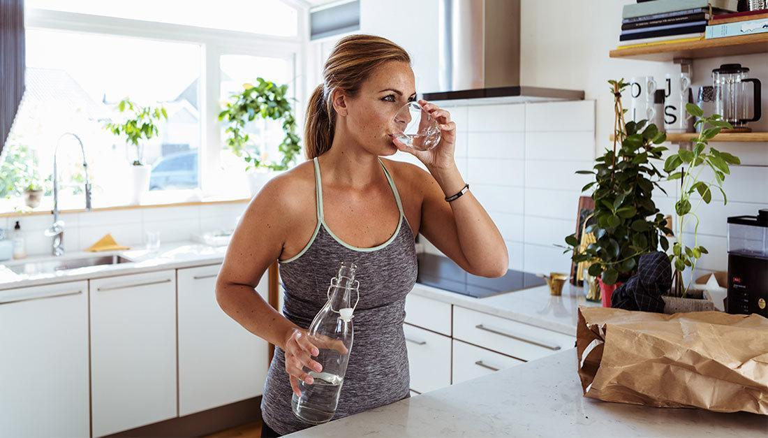 Health Benefits of Purified Water