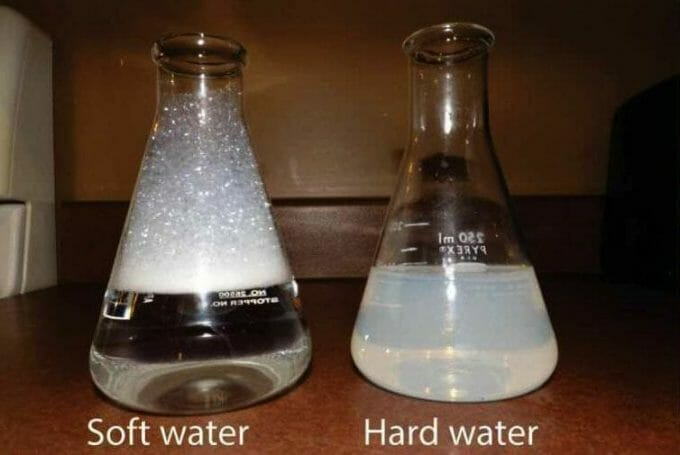 How Do You Know When Water is Hard?