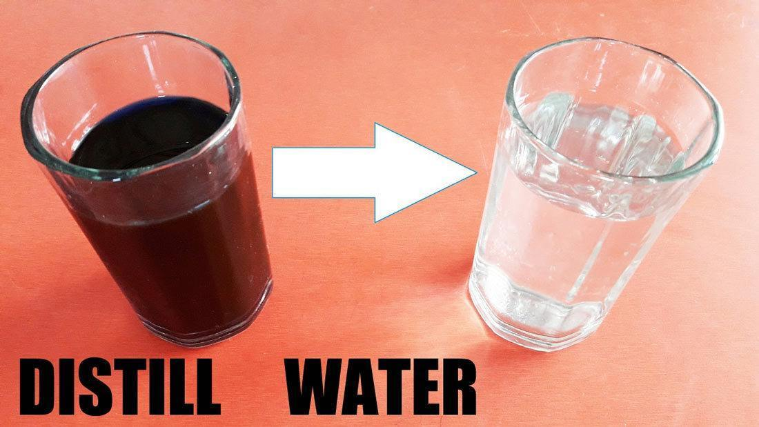 How Do You Make Distilled Water