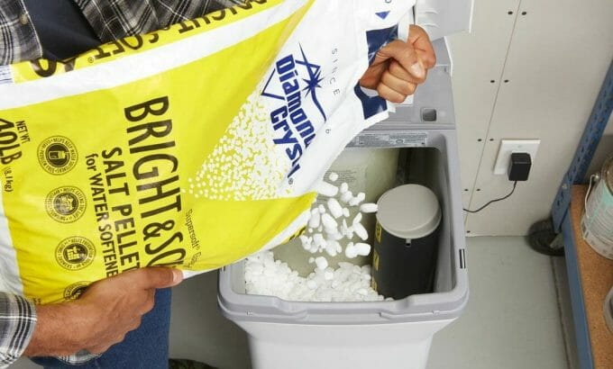 How Much Salt Should My Water Softener Use