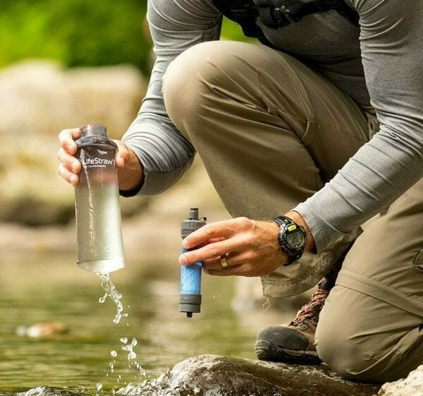 How To Use Lifestraw