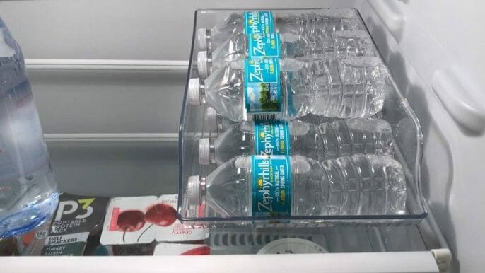 How Long Can You Store Water In A Refrigerator