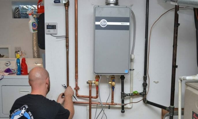 How To Install Tankless Water Heater - Step By Step Process