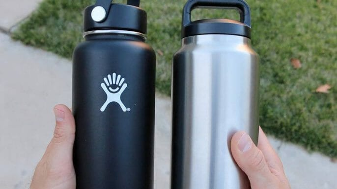 Hydro Flask And YETI First Impressions