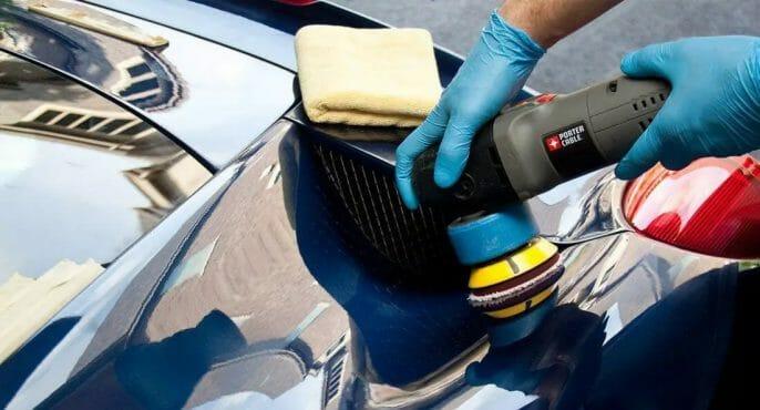 Paint Correction or Polishing