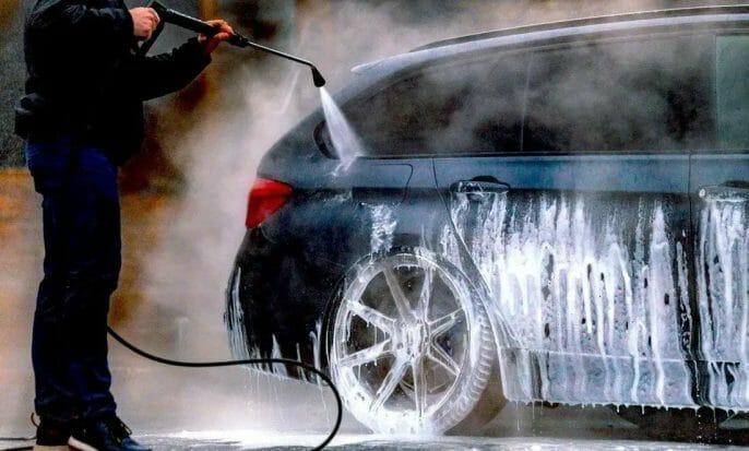 Washing Your Vehicle