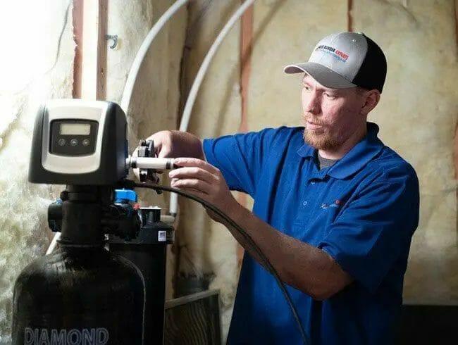 Water Softener Maintenance Checklist