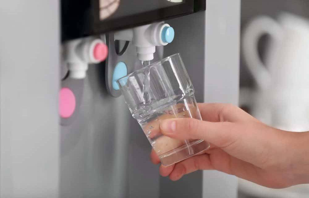 What You Need to Know About Cleaning a Water Dispenser