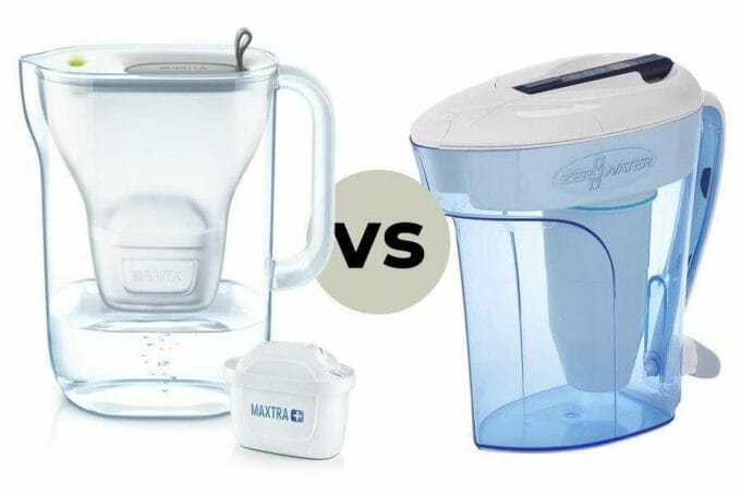 Why Filter Your Tap Water With Zero Water or Brita