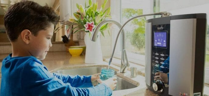Electric Water Ionizers