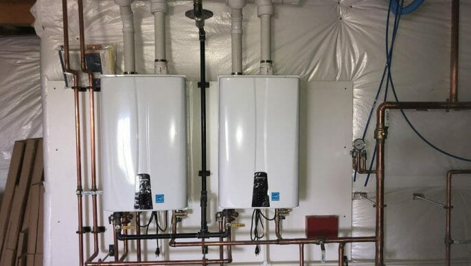 Factors That Affect Tankless Water Tank Performance