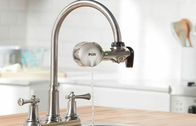 How to Reset PUR Water Filter Light