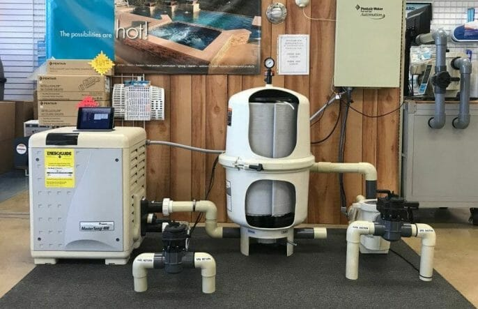 Install a CO2 Bubbler to in Your Pool for Long-term Balancing