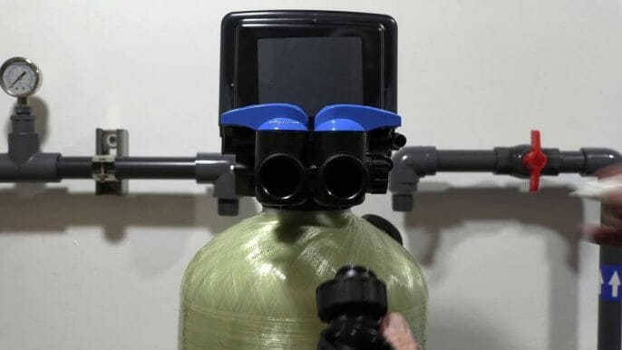Install an Acid Injection System