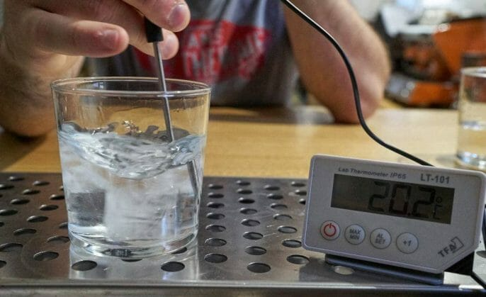 Measure Your Cold-Water Temperature