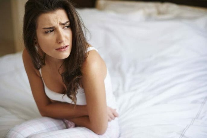 Nausea Due to Aggravated Digestive Disorders