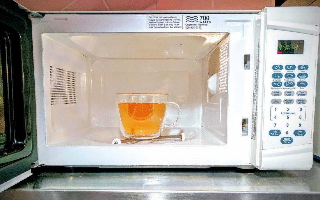 Safety Of Boiling Water In The Microwave