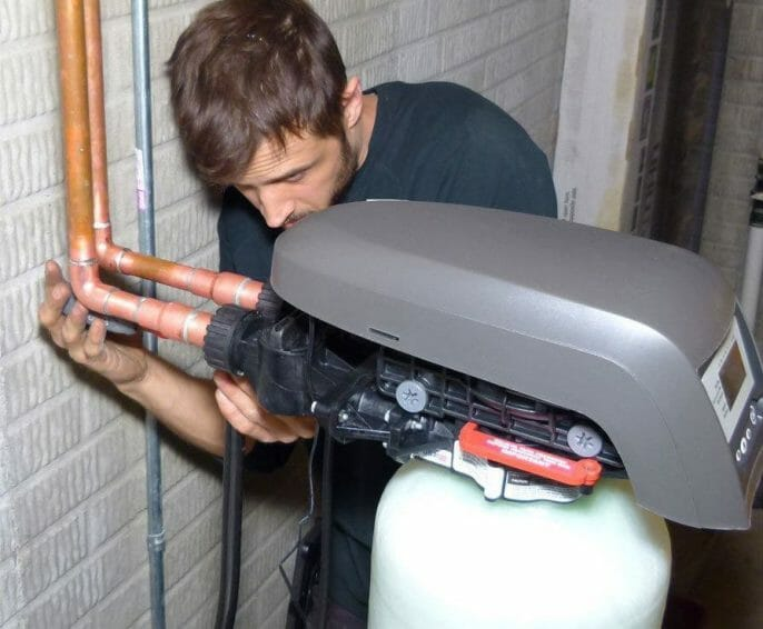 What Maintenance is involved in Salt-Free Softeners?
