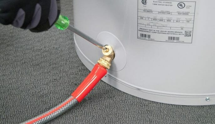 What Is The Drain Valve Of A Water Heater?