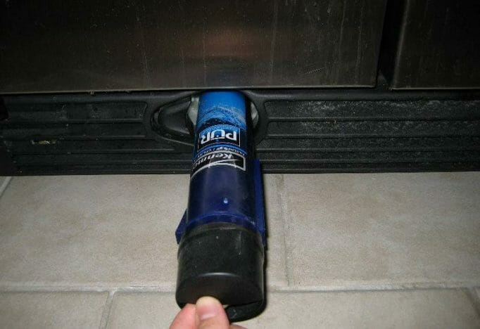 How to install a Kenmore water filter